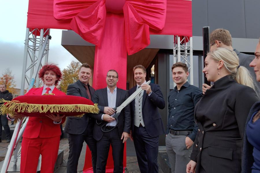 Opening pand Witec Stadskanaal