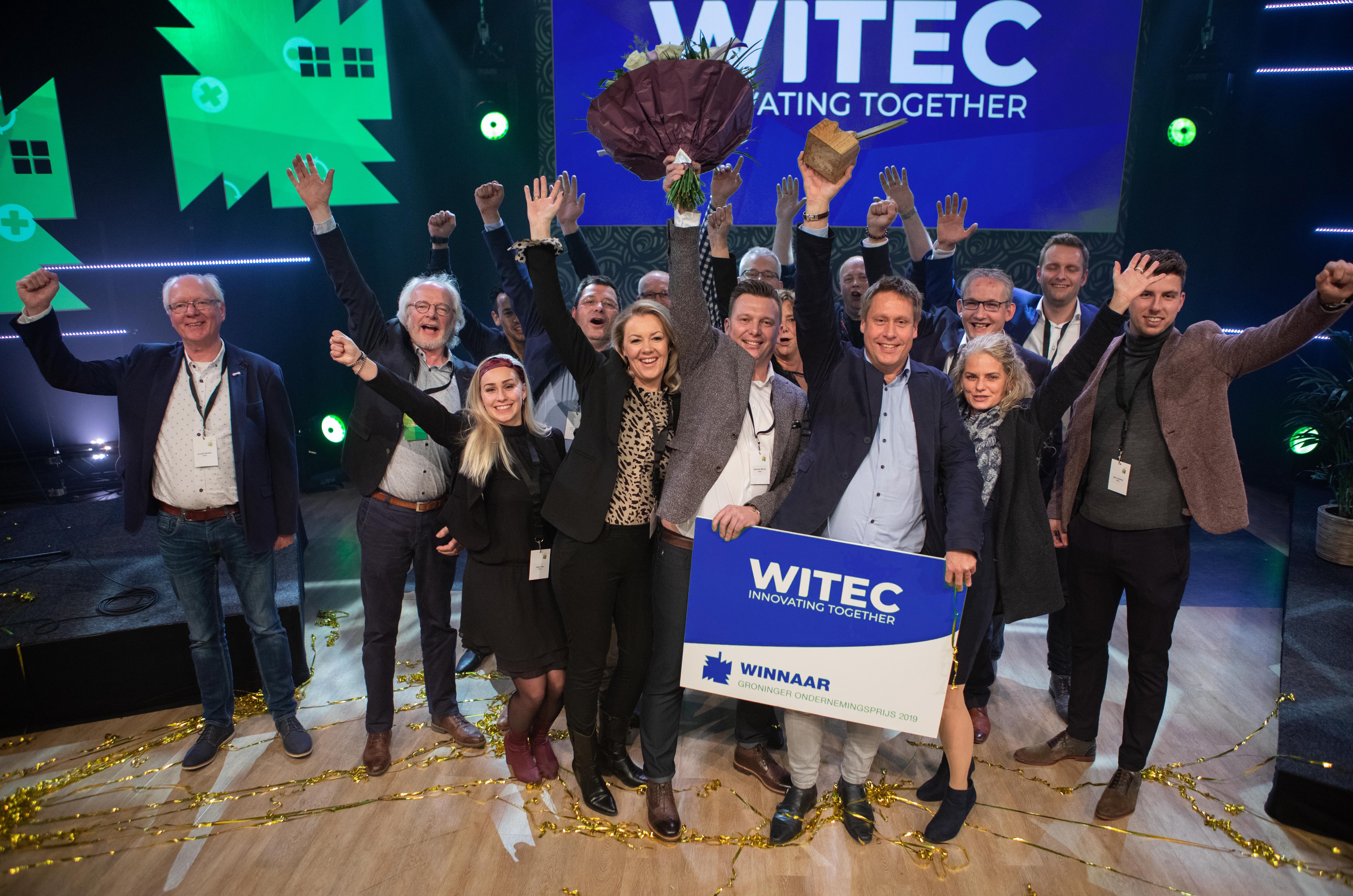 Witec wint Groninger Ondernemerprijs
