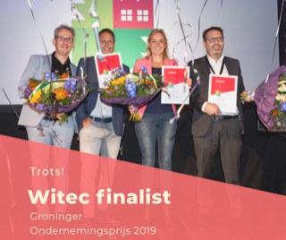 witec finalist Groninger Ondernemingsprijs 2019